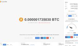 CryptoTab UI