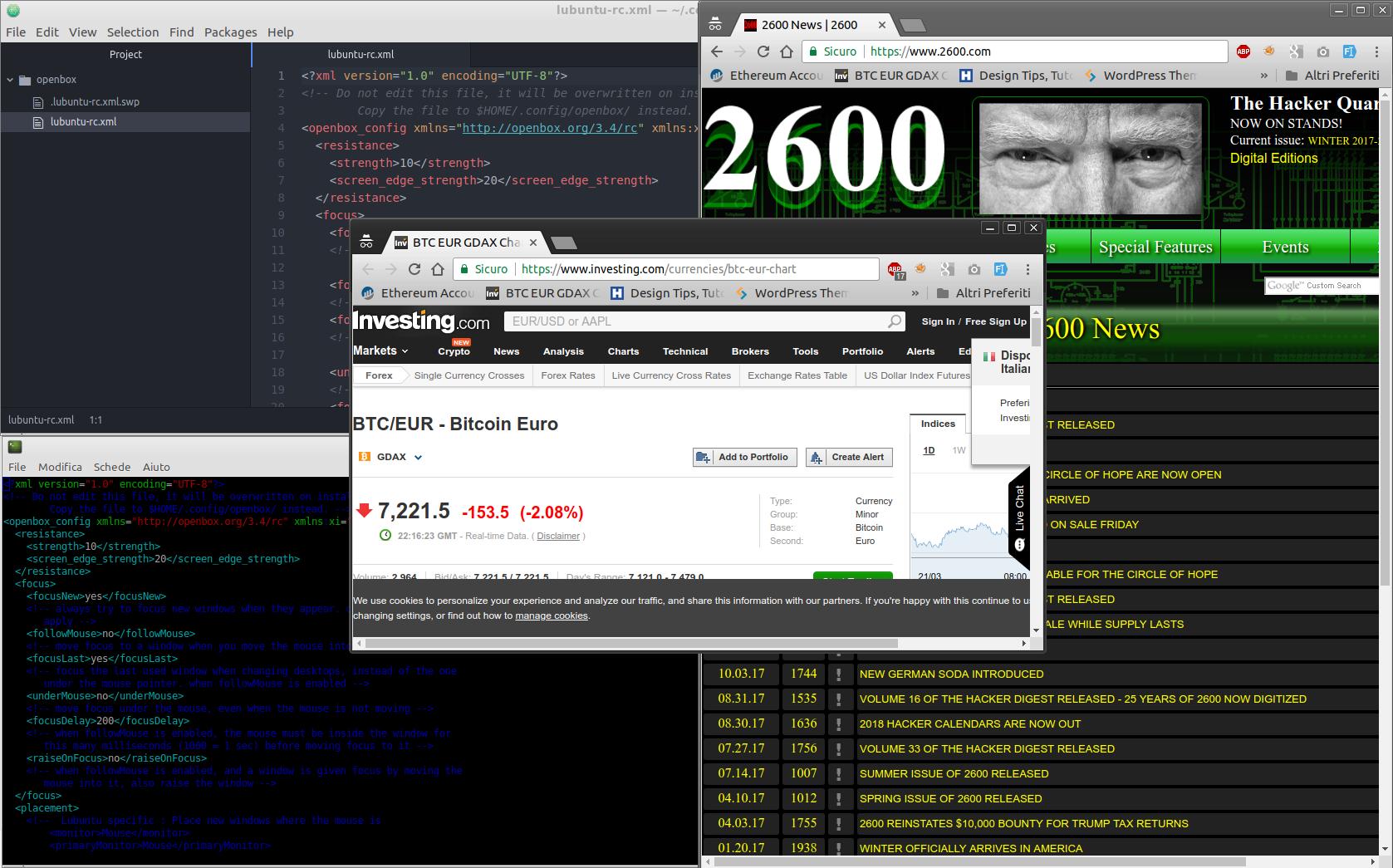 HOWTO: [resize, split, windows, LXDE, Lubuntu, Openbox] How to