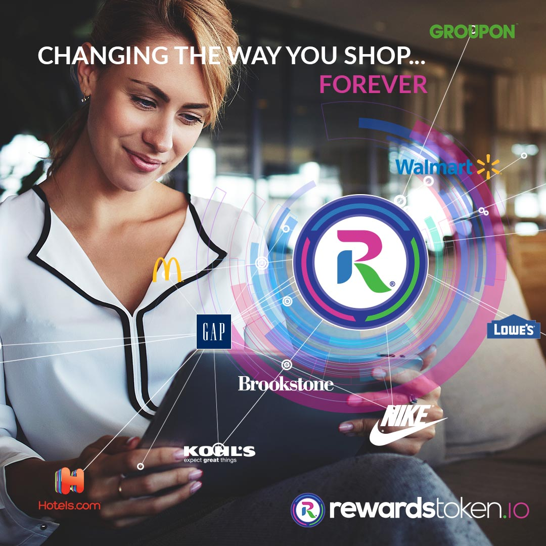 Rewards [RWRD] Token Airdrop - Rewards Blockchain by Rewards.com